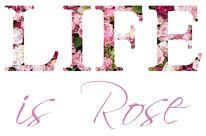 life is rose logo association pierre favre