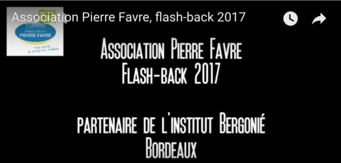 Association Pierre Favre, Flash-back sur 2017