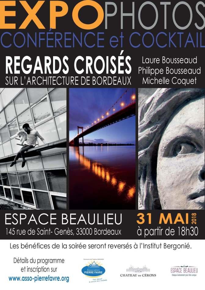 REGARDS CROISES SUR L'ARCHITECTURE DE BORDEAUX