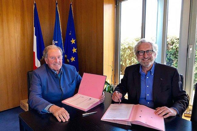 Congrès et Expositions de Bordeaux s'engage dans la lutte contre le cancer avec la Fondation d'Entreprises Bergonié